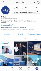 Instagram Account SellUp